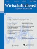Wirtschaftsdienst 5/2021