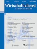 Wirtschaftsdienst 6/2021