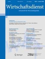 Wirtschaftsdienst 12/2006