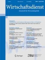 Wirtschaftsdienst 4/2015