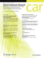 Clinical Autonomic Research 2/2011