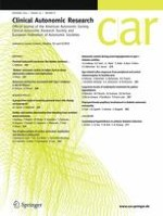 Clinical Autonomic Research 6/2014