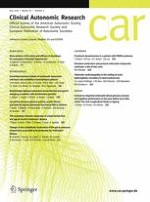 Clinical Autonomic Research 3/2016