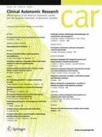 Clinical Autonomic Research 1/2018