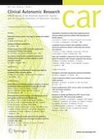 Clinical Autonomic Research 2/2020