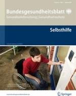 Bundesgesundheitsblatt - Gesundheitsforschung - Gesundheitsschutz 1/2009