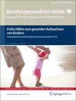 Bundesgesundheitsblatt - Gesundheitsforschung - Gesundheitsschutz 11/2010