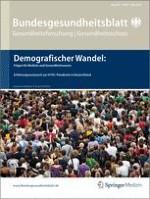 Bundesgesundheitsblatt - Gesundheitsforschung - Gesundheitsschutz 5/2010