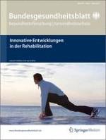 Bundesgesundheitsblatt - Gesundheitsforschung - Gesundheitsschutz 4/2011