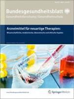 Bundesgesundheitsblatt - Gesundheitsforschung - Gesundheitsschutz 7/2011