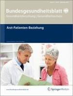 Bundesgesundheitsblatt - Gesundheitsforschung - Gesundheitsschutz 9/2012