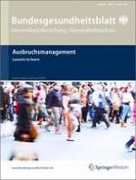 Bundesgesundheitsblatt - Gesundheitsforschung - Gesundheitsschutz 1/2013
