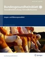 Bundesgesundheitsblatt - Gesundheitsforschung - Gesundheitsschutz 8/2016