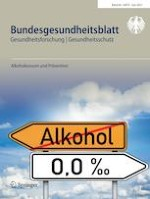 Bundesgesundheitsblatt - Gesundheitsforschung - Gesundheitsschutz 6/2021