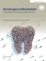 Bundesgesundheitsblatt - Gesundheitsforschung - Gesundheitsschutz 7/2021