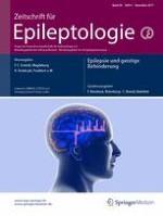 Zeitschrift für Epileptologie 4/2017