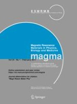 Magnetic Resonance Materials in Physics, Biology and Medicine 1/2011
