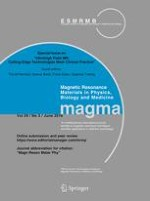 Magnetic Resonance Materials in Physics, Biology and Medicine 3/2016