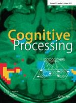 Cognitive Processing 3/2013