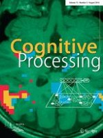 Cognitive Processing 3/2014