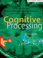Cognitive Processing 1/2015