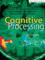 Cognitive Processing 1/2018