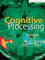 Cognitive Processing 4/2019