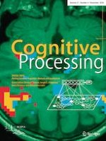 Cognitive Processing 4/2020
