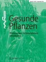 Gesunde Pflanzen 3/2012