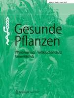 Gesunde Pflanzen 2/2015