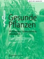 Gesunde Pflanzen 3/2018