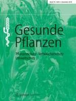 Gesunde Pflanzen 4/2018