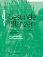 Gesunde Pflanzen 1/2019