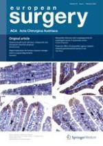 European Surgery 1/2011
