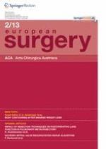 European Surgery 2/2013