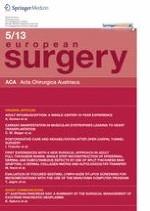 European Surgery 5/2013