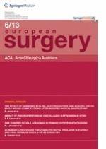 European Surgery 6/2013