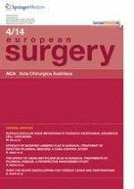 European Surgery 4/2014