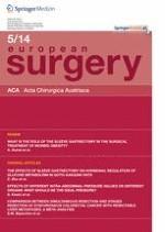 European Surgery 5/2014