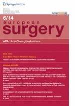 European Surgery 6/2014