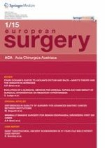 European Surgery 1/2015