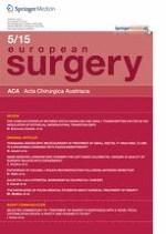 European Surgery 5/2015