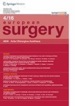 European Surgery 4/2016