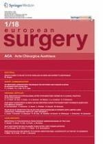 European Surgery 1/2018