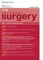 European Surgery 4/2018