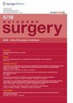 European Surgery 5/2018