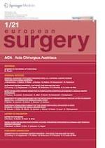 European Surgery 1/2021