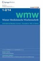 Wiener Medizinische Wochenschrift 1-2/2014