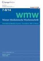 Wiener Medizinische Wochenschrift 7-8/2014