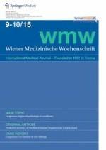 Wiener Medizinische Wochenschrift 9-10/2015